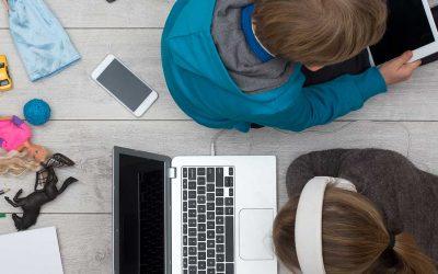 Børn har ret til at være trygge på nettet