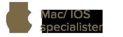 Mac IOS specialister